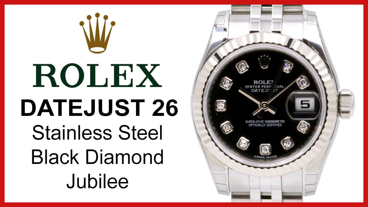 6280fcc12089 Rolex Datejust Ladies Small