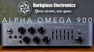 Darkglass Alpha·Omega 900 Demo