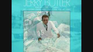 jerry butler-just because i reall love you