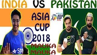 #trending  India Vs Pakistan | Mauka Mauka | #knockthemout