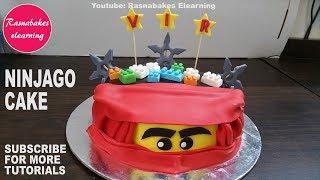 lego ninjago birthday cake design ideas decorating tutorial video at home classes courses