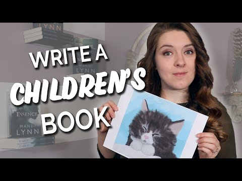How to Write a Children's Book in 8 Basic Steps