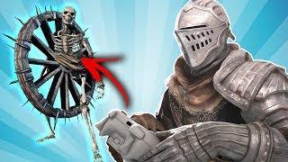 Dark Souls 3: Controlling Enemies Mod
