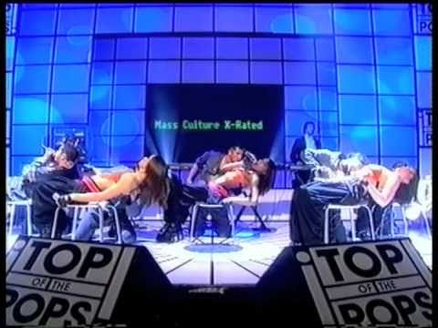 Richard X vs Liberty X - Being Nobody TOTP performance