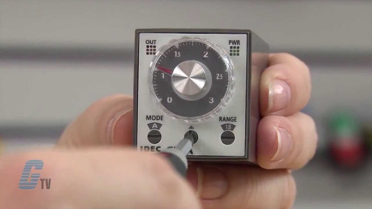 Idec gt3a series analog timer relays a galcotv overview youtube publicscrutiny Choice Image