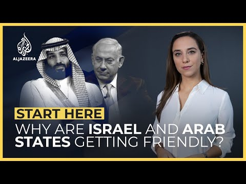 Why are Israel and Arab states getting friendly? | Start Here