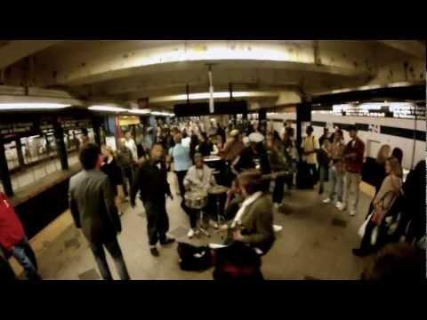Subway Blues, New York City subway