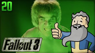 Fallout 3 Gameplay Walkthrough Part 20 - AN UNEASY ALLIANCE 1080p HD