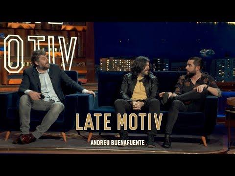 LATE MOTIV - Raúl Cimas, Dani Mateo y JJ Vaquero. 'Nunca os olvidaremos'   #LateMotiv357