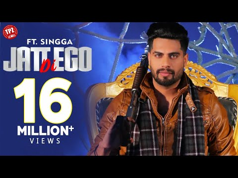 Jatt Di Ego (Official Video) Sandeep Sukh Ft  Singga | Western Penduz | TPZ Records | Punjabi Songs