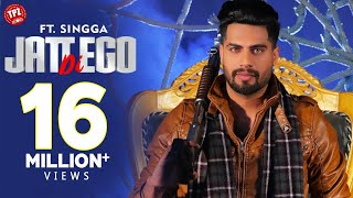 Jatt Di Ego (Official Video) Sandeep Sukh Ft  Singga | Western Penduz | TPZ Records | Punjabi Songs.mp3