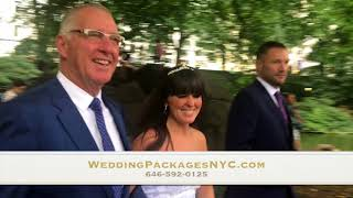 Gapstow Bridge, Central Park wedding