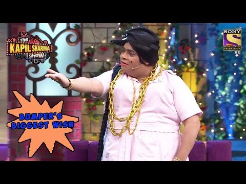 Bumper Wishes To Kill Kapil – The Kapil Sharma Show