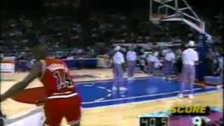 The best 3 Point Shootout - Craig Hodges - 24 3pts in a row
