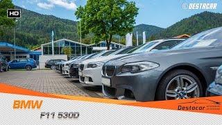 Осмотр прокуренной BMW 530d F11 2015года, НЕНОРМАТИВНАЯ ЛЕКСИКА!!!
