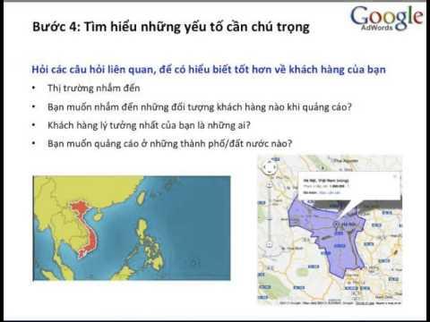 Kiếm tiền với Google Adwords- Khóa học Tự quảng cáo với Google Adwords thật dễ dàng