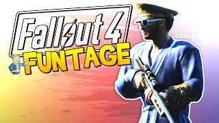 fallout 4 funtage comic adventure fo4 funny moments