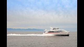 All american marine, inc. and the hanke family of puget sound express are pleased to introduce saratoga, newest member pse whale watching flee...