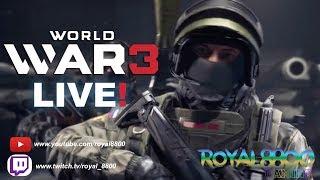 🔴 LIVE ! World War 3 Released !