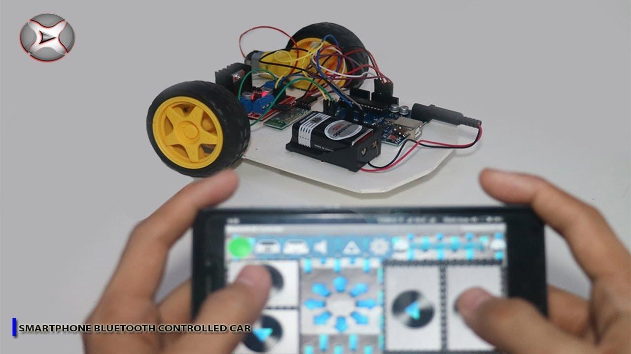 Cara Membuat Mobil Remot Di Kontrol Menggunakan Smartphone Gearbest Youtube