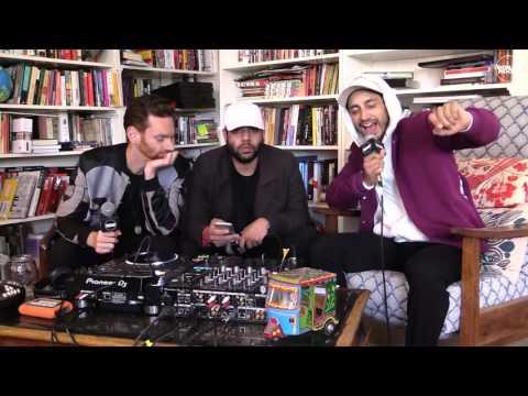 Breakfast with Swet Shop Boys (Riz MC, Heems & Redinho) Channel 3