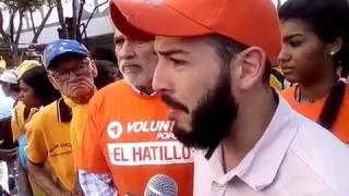 Concejal Reinaldo Diaz: