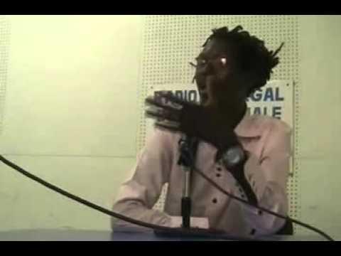 Daouda Diabaté    Radio Senegal International   Dakar