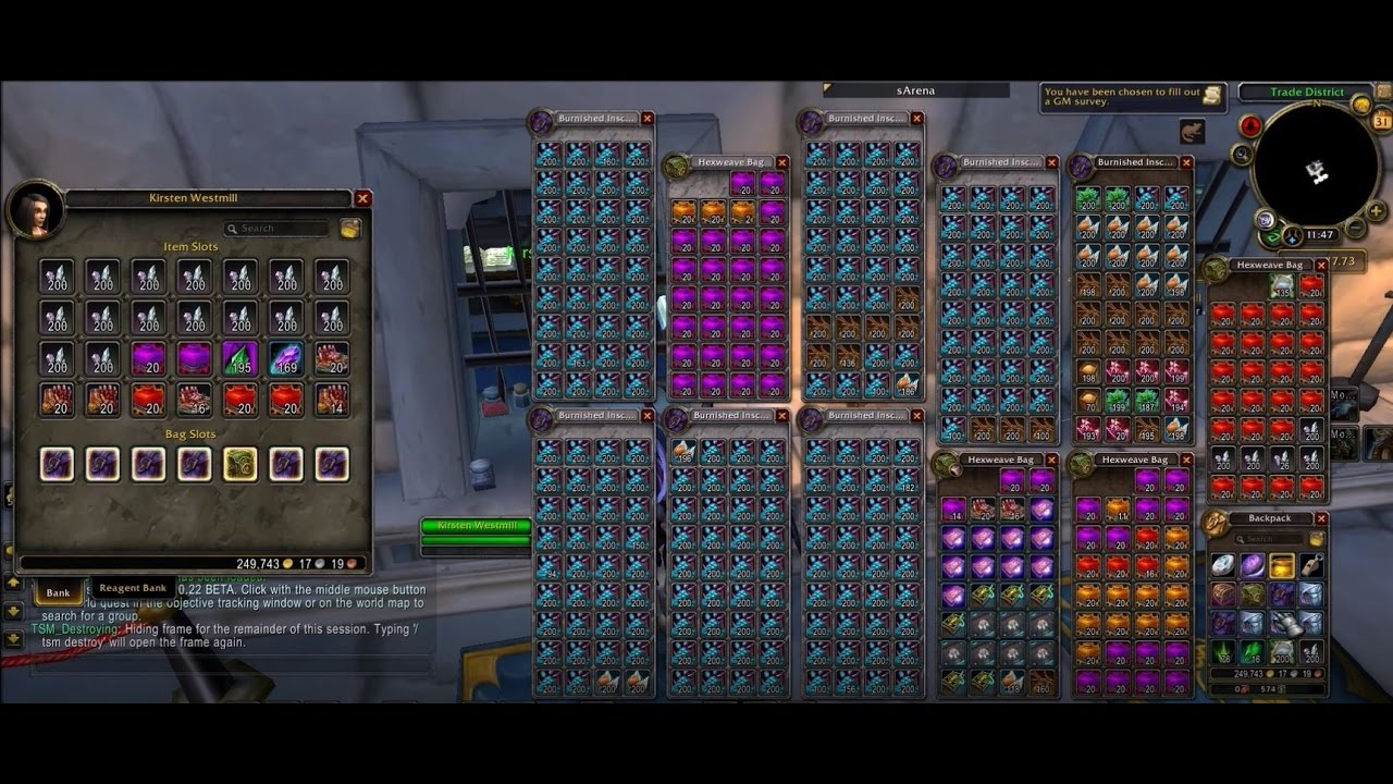 WoW Player Buys Half the Auction House then does Pet Battles | Gold Cap  Challenge Day 49
