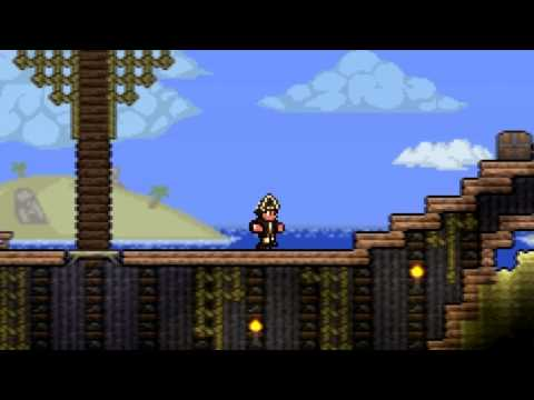 terraria how to get pirate map