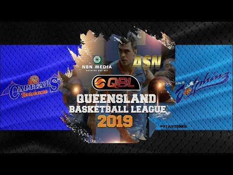 #QBL19 Round 1: Brisbane Capitals Vs Cairns Dolphins (Women)