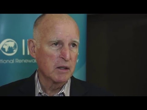 Interview with Jerry Brown