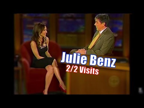 Julie Benz  Oh. My. Fing. God!  22 Visits In Chronological Order 360480