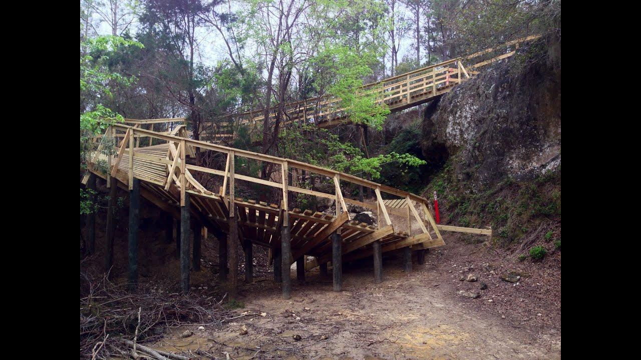 Santos new wooden features