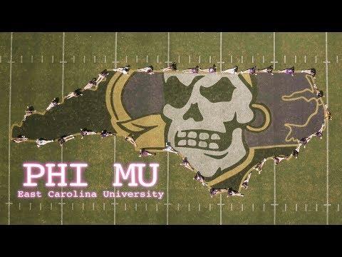 East Carolina Phi Mu 2017 Recruitment