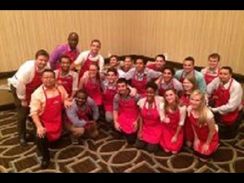 Culinary Success Team Building