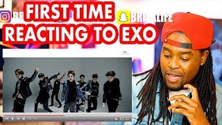 EXO 엑소 'CALL ME BABY' | FIRST TIME REACTING TO EXO | MV | REACTION!!!