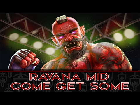 RAVANA MID: RAVANA WORKS AS A MID LANE?!? - Incon - Smite