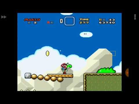 Super Mario World gameplay