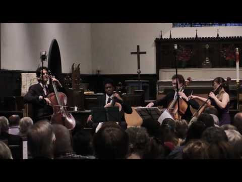 Amit Peled and his Cello Gang Perform Schubert