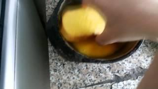 Как приготовить хлеб с яйцами
