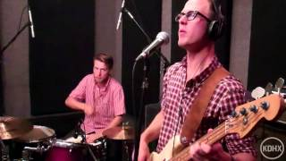 "Nick Waterhouse ""I Can Only Give You Everything"" Live at KDHX 09/28/12"