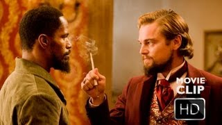 Django Unchained CLIP : Curious