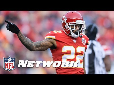 Why Did the Chiefs Trade Marcus Peters to the Rams? | NFL Network