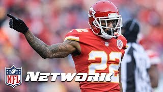 Why Did the Chiefs Trade Marcus Peters to the Rams?   NFL Network