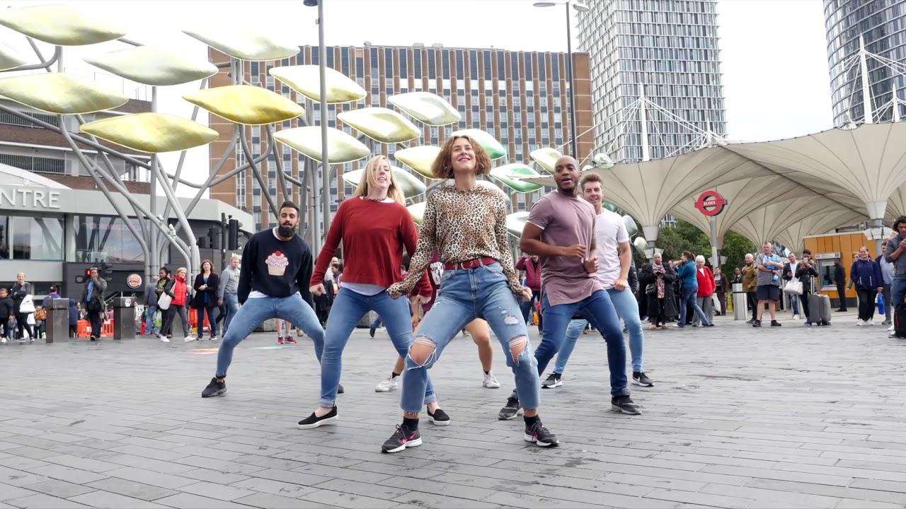 Amazing Westfield Stratford Flash Mob! #1