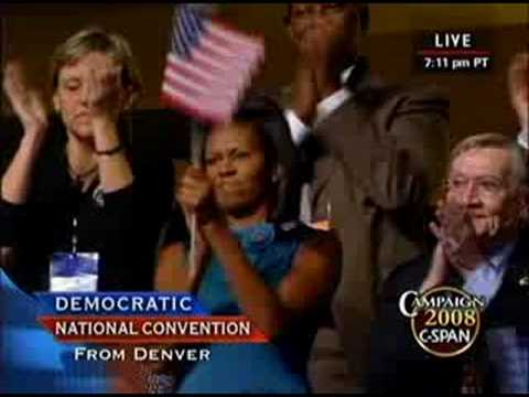 Democratic National Convention- Major Tammy Duckworth