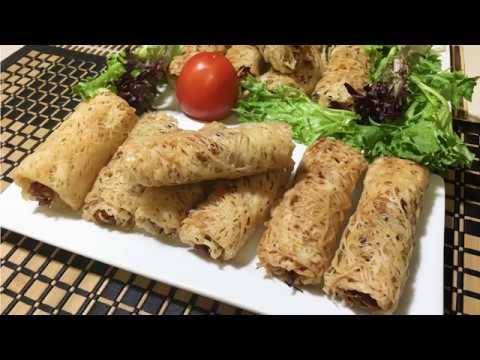 Chả Giò Bánh Rế – Giòn Rụm Lâu Dài – Instant Pot Saute