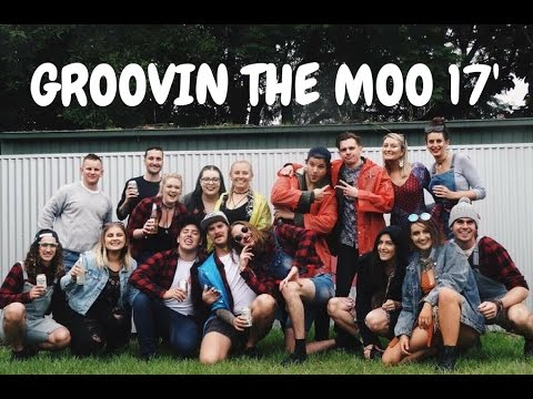 My Groovin the Moo Experience!