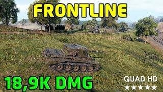 World Of Tanks | Frontline - 18900 Damage - 18 Kills