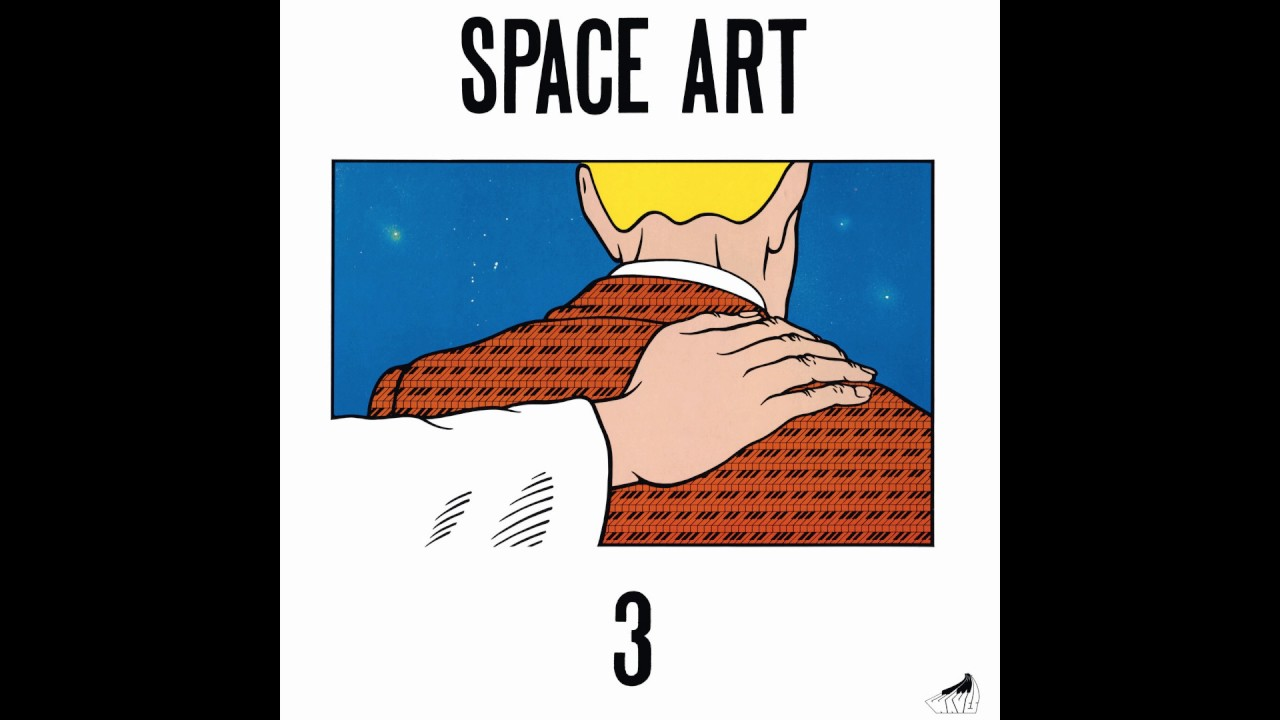 space art welcome to love